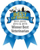 Best of Barrie Award