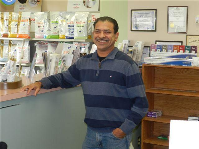 Desmond D'Souza Essa Veterinary Services Barrie