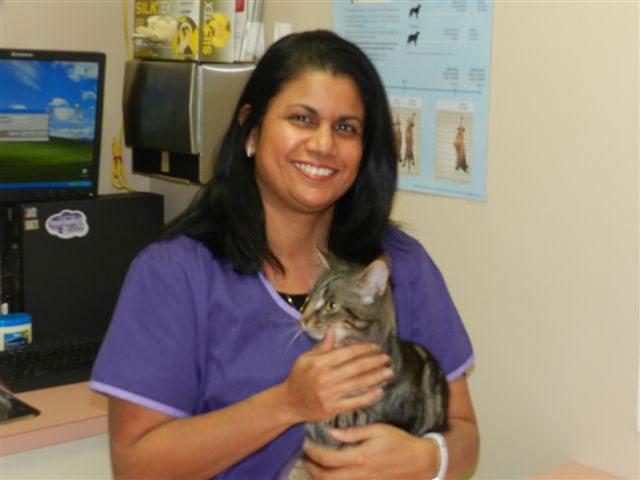 Dr. June D'Souza Essa Veterinary Services Barrie