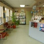reception at Essa Veterinary Services Barrie