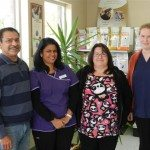 Staff Group Picture Essa Veterinary Services Barrie
